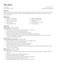 Hotel Job Resume Sample Hotel Industry Resume Templates Us Hotel ...