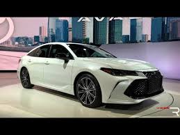 2018 avalon. Simple Avalon 2019 Toyota Avalon U2013 Redline First Look 2018 NAIAS With T