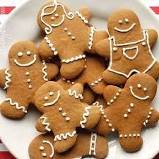 gingerbread man cookies. Modren Cookies Gingerbread Men Cookies On Man F