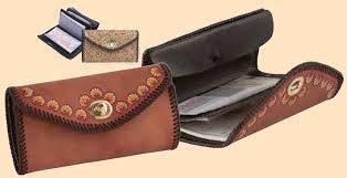 pheonix leather clutch purse kit leathercraft kit