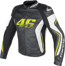 dainese vr46 d2 motorcycle leather jacket clothing jackets dainese underwear norsorex 3 4 dainese