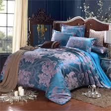 Jacquard Bedclothes Silk Bedding set Wedding Bedding set bed linen ... & Jacquard Bedclothes Silk Bedding set Wedding Bedding set bed linen  4pcs/3pcs king queen twin Adamdwight.com