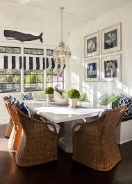 coastal dining room. Coastal Dining Room Photo By Bravado Design