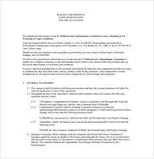 landscape maintenance proposal template maintenance proposal template lawn care business proposal template