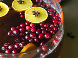 Image result for holiday punch bowl