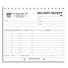 delivery receipt template printable cash receipt template
