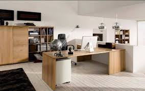 ultimate home office. Modern Ultimate Home Office Design With Wooden Desk \u0026 Ergonomic Chair