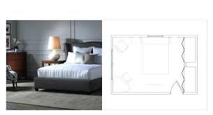 small master bedroom furniture layout.  Bedroom Bedroom Furniture Arrangement  With Small Master Layout E