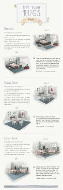 Where To Place A Rug In Your Living Room How To Place Your Rug Correctly In The Bedroom Dining Room And