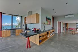 Cool Kitchen Cool Kitchen Design At Summer Cottage In Matakana New Zealand