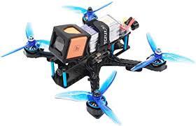 TCMMRC FPV Drone Kit Bully 220mm F4 Flight ... - Amazon.com