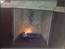 images of how to clean propane fireplace glass