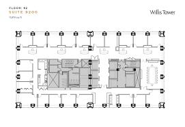 Willis Sears Tower  Fazlur Khan  Framed TubeBundled Tube Willis Tower Floor Plan