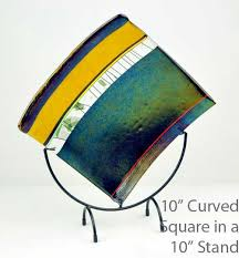 Fused Glass Display Stands Display Stands for Glass Sundance Art Glass Center 46