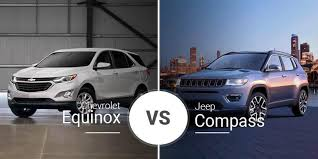 chevy equinox vs jeep comp