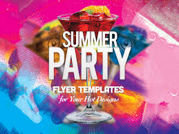 20 Summer Party Flyer Templates For Your Hot Designs Wp Daddy