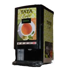 Tata Tea Vending Machine