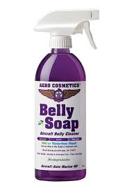 Aircraft Belly Cleaner Super Degreaser, Hydraulic Fluid Remover, Tire Soap,  Tire Cleaner,