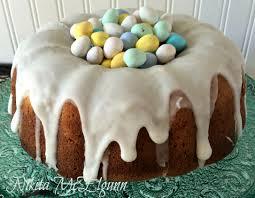 Old Fashioned Pound Cake With Lemon Glaze Nikita Mcelgunn