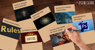 how to make your own trading cards how to make your own trading card game