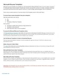Free Download Of Cover Letter Templates Save Microsoft Letter