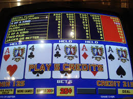 Free Video Poker Strategy Charts How To Play Video Poker