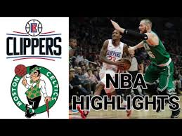 Clippers Vs Celtics Full Game Highlights | NBA 2020