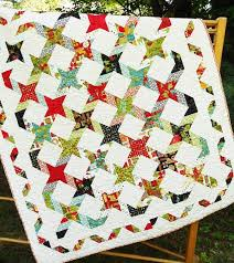 Quilt Pattern & Table Runner - Little Louise Designs - Twisting ... & Quilt Pattern & Table Runner - Little Louise Designs - Twisting With The  Stars Adamdwight.com