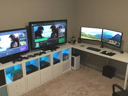 game room ideas for s design photos gamer themed bedroom gaming setup ps4 small