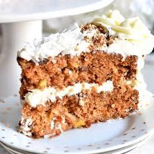 gluten free carrot cake dairy free