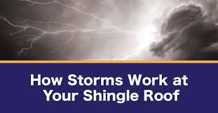water works okc how storms water works at your shingle roof