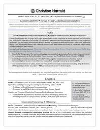 mba grad resume authentic resume branding