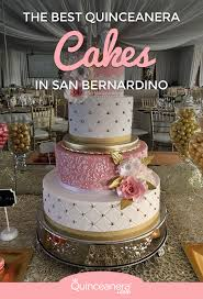The Best Quinceanera Cakes In San Bernardino Quinceanera