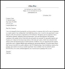 Professional Buyer Cover Letter Sample Writing Guide Coverletternow