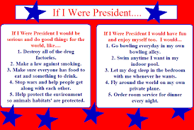 if i was the president essay co if