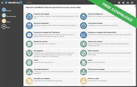 Newsletter Free Templates 100 Free Newsletter Software For Email Marketing Sendblaster Bulk