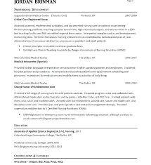 Resume Sample For Nurses Resume Examples Nursing Resume Example ...
