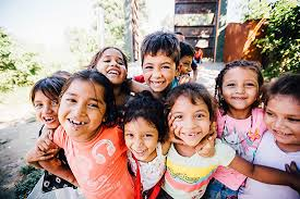 Image result for images of mexican children praising God