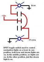 navigation light wiring for dual stations boat design net boat light diagram jpg