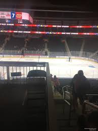 seat view for rogers place section 119