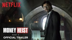 money heist season 5 release