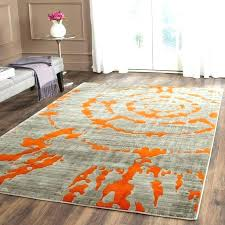 burnt orange rug and gray excellent best rugs ideas on area for ikea