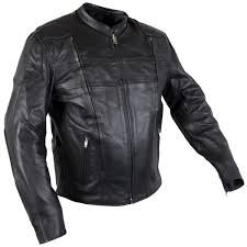 xelement xs 6229 turbulent men s black armored leather motorcycle jacket leatherup com