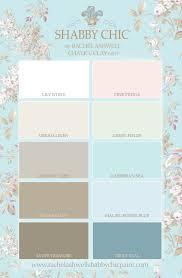 Shabby Chic Paint - 10 Gorgeous Colors!