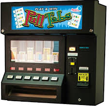 Used Pull Tab Vending Machines