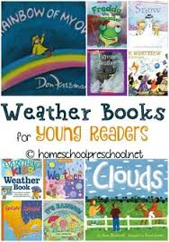 spring is the perfect time to teach young learners about the weather here s a fantastic weather book list to get you started homepre net