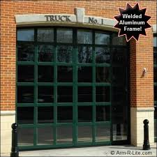 insulated glass garage doors. ALUMINARC MODEL Arched Glass Garage Door Insulated Doors