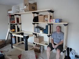 image of garage storage ideas diy style