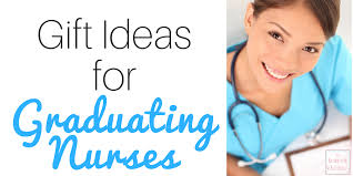 do you have a nursing student in your family who is graduating soon don
