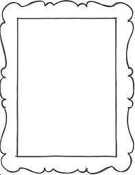 printable picture frames te see 6 best images of frame tes free prince coloring pages photo